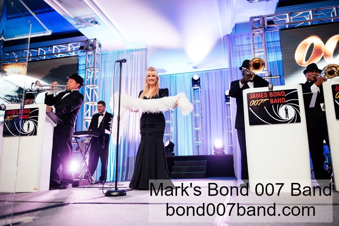 Bond007band.com - James Bond 007 Band, Orlando, Florida, Bond 007 entertainment, James Bond theme, James Bond, 007 Tribute band, Casino theme, Convention entertainment, Orlando, Convention band, Corporate entertainment.