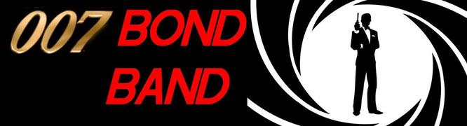 Mark's Bond 007 Band